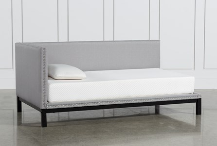Display product reviews for KIT-WARREN UPHOLSTERED TWIN DAYBED