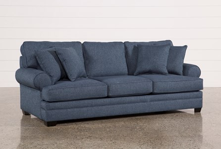 Display product reviews for KAREN INDIGO SOFA