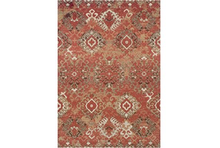 Display product reviews for 98X120 RUG-DESERT IKAT PAPRIKA