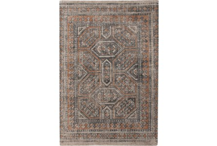 Display product reviews for 96X120 RUG-STENBERG CHARCOAL ORANGE