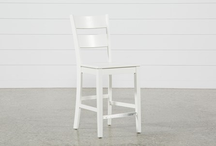 Display product reviews for MANDY PAPER WHITE COUNTERSTOOL