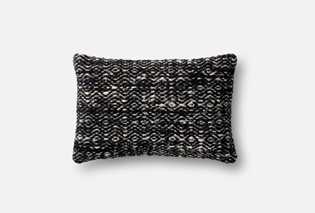 Display product reviews for ACCENT PILLOW-MAGNOLIA HOME BLACK DIAMOND 13X21 BJG
