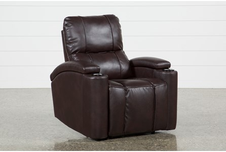 Display product reviews for LANDAU CHOCOLATE POWER RECLINER