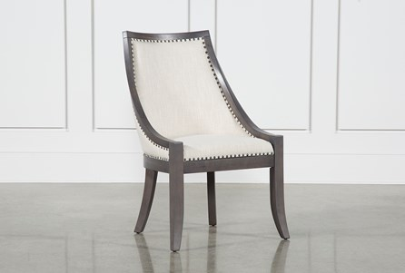 Display product reviews for NORWOOD UPHOLSTERED HOSTESS CHAIR