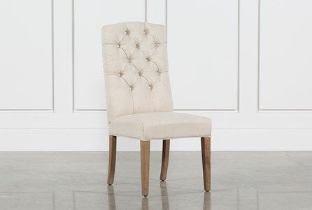 Display product reviews for CADEN UPHOLSTERED SIDE CHAIR