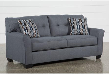 Display product reviews for CHILKOOT GUNMETAL FULL SOFA SLEEPER