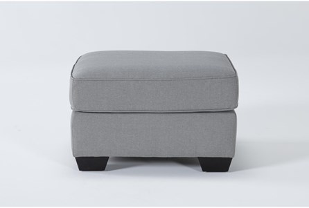 Display product reviews for MCDADE ASH OTTOMAN