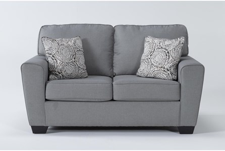 Display product reviews for MCDADE ASH LOVESEAT