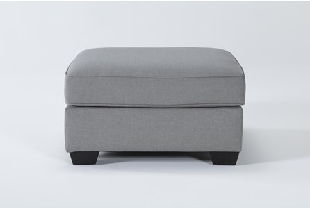 Display product reviews for MCDADE ASH OVERSIZED ACCENT OTTOMAN