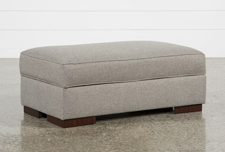 Display product reviews for OAKBURN STORAGE OTTOMAN