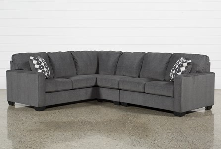 Display product reviews for KIT-TURDUR 3 PIECE SECTIONAL W/RAF LOVESEAT