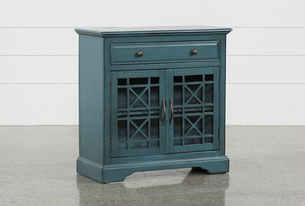 Display product reviews for ANNABELLE BLUE ACCENT CHEST