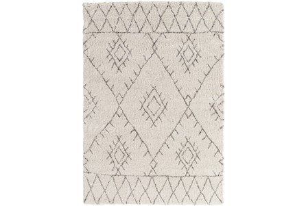 Display product reviews for 63X91 YOUTH RUG-IVORY/GREY PATTERN SHAG