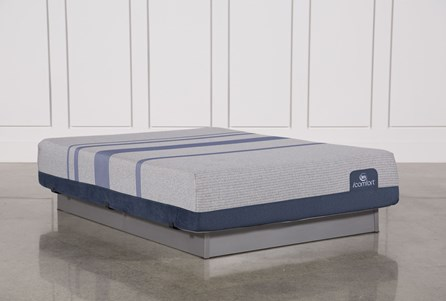 Display product reviews for BLUE MAX 1000 CUSHION FIRM QUEEN MATTRESS