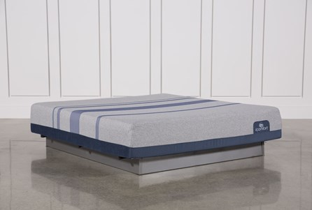 Display product reviews for BLUE MAX 1000 CUSHION FIRM EASTERN KING MATTRESS