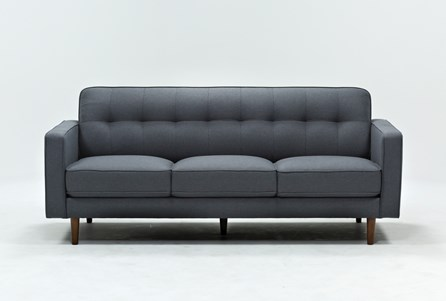 Display product reviews for LONDON DARK GREY SOFA