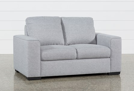 Display product reviews for LUCY GREY LOVESEAT
