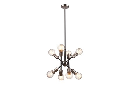 Display product reviews for PENDANT-LUZ 8 LIGHT
