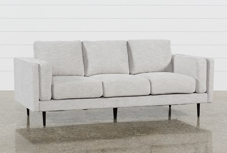 Display product reviews for AQUARIUS LIGHT GREY SOFA