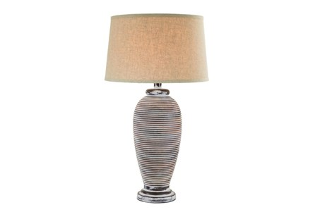 Display product reviews for TABLE LAMP-ADEN