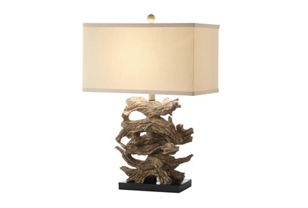 Display product reviews for TABLE LAMP-DRIFTWOOD