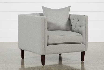 Display product reviews for BENNETT II SILVER CHAIR