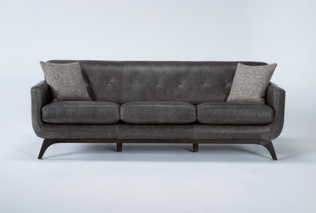 Display product reviews for COSETTE LEATHER SOFA