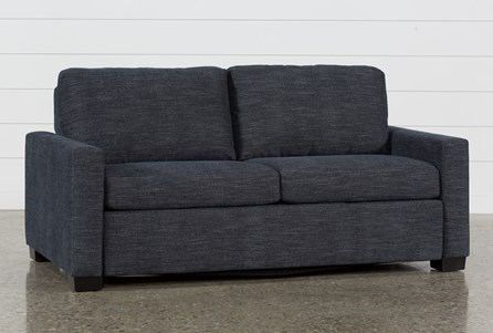 Display product reviews for MACKENZIE DENIM QUEEN SOFA SLEEPER
