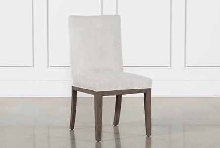 Display product reviews for LOGAN SIDE CHAIR