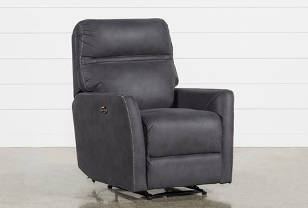 Display product reviews for SIRI DARK GREY POWER RECLINER