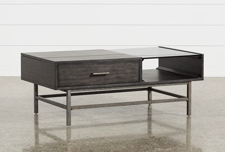 Display product reviews for TRACIE LIFT-TOP COFFEE TABLE