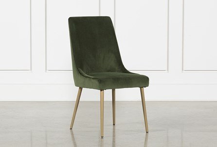 Display product reviews for OSTERIA EMERALD SIDE CHAIR
