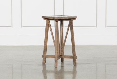 Display product reviews for CRAFTSMAN SIDE TABLE