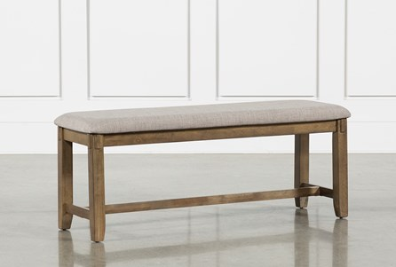 Display product reviews for KIRSTEN DINING BENCH