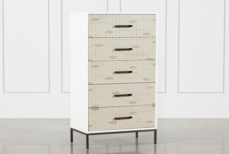 Display product reviews for ELDEN CHEST OF DRAWERS