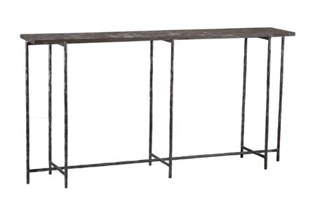 Display product reviews for KIT-OTB CAST IRON 60 INCH CONSOLE TABLE W/ STONE