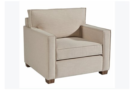 Display product reviews for MAGNOLIA HOME RAVEL LINEN CHAIR