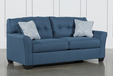 Display product reviews for JACOBY DENIM FULL SOFA SLEEPER