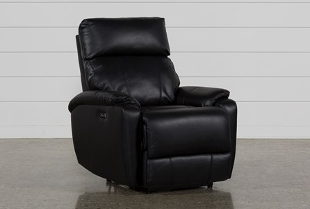 Display product reviews for CONNIE MIDNIGHT POWER RECLINER W/POWER HEADREST & USB