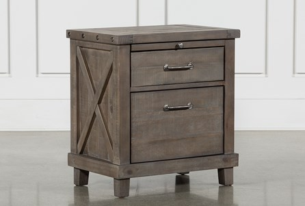 Display product reviews for JAXON GREY NIGHTSTAND