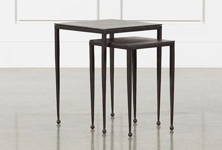 Display product reviews for DALSTON NESTING END TABLES
