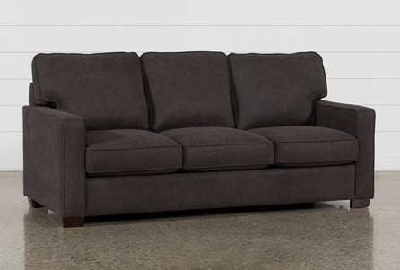 Display product reviews for MORRIS CHARCOAL QUEEN SOFA SLEEPER