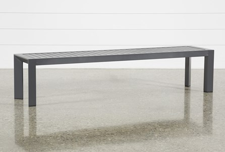 Display product reviews for OUTDOOR RAVELO DINING BENCH