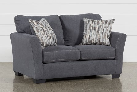 Display product reviews for LENNON STEEL LOVESEAT