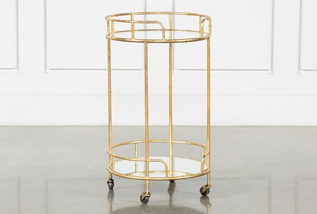 Display product reviews for LUCCA BAR CART