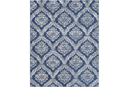 Display product reviews for 94X123 PROMO RUG-IVETE MEDALLION BLUE/MULTI