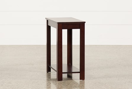 Display product reviews for PIERCE CHAIRSIDE TABLE