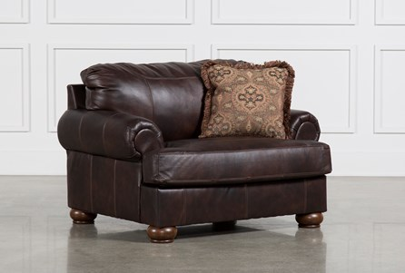 Display product reviews for AXIOM LEATHER CHAIR