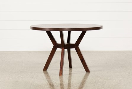 Display product reviews for MACIE ROUND DINING TABLE