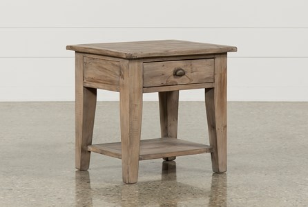Display product reviews for ASHBURN END TABLE
